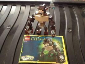 Lego Chima 70127 - Wolf Legend Beast - £5