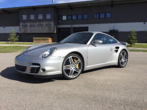 2007 Porsche 911 Turbo Coupe  - No Accidents