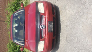 2000 Volkswagen TDI Desel, Safety and E. Test included