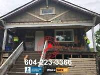 YOUR ONE STOP SHOP FOR HOUSE DEMOLITION AT REASONABLE PRICE