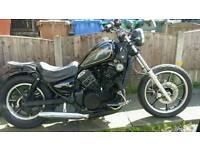 Kawasaki vn750 bobber