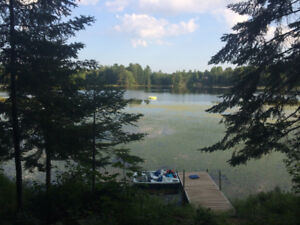 1 Acre Waterfront Land 45 Minutes from Ottawa