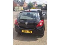 2007 Vauxhall Corsa 1.4 sxi A/C Low mileage Full Service History