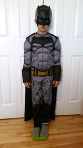 Batman costume from Costco size Med.