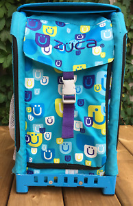 Zuca Bag w/Frame and GRIT Figure Skate Tower (2 Bags!)