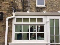 Upvc conservatory window