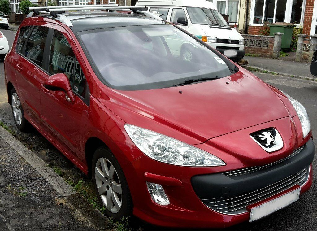 Peugeot 308SE SW 1.6HDI - 2011, MOTed, TAXed until March 2018
