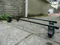 Mk5/Mk6 Golf Thule roof bars