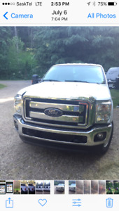 2014 Ford F-250 Ext Pickup Truck