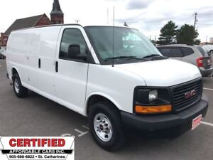 2014 GMC Savana 2500 ** A/C, TRACTION **