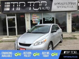 2010 Toyota Matrix Base ** Automatic, Reliable, Fuel Efficient *