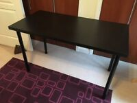 Ikea desk and chair in excellent condition.