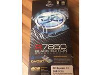 XFX RADEON R7850 BLACK EDITION