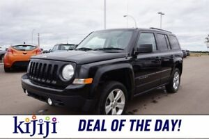 2012 Jeep Patriot AWD NORTH EDITION Accident Free,  Bluetooth,