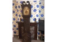 Grandfather clock. Kieninger