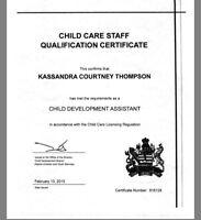 Seeking childcare? Look no further