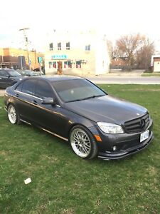 2010 Mercedes Benz C300 4Matic AMG Package