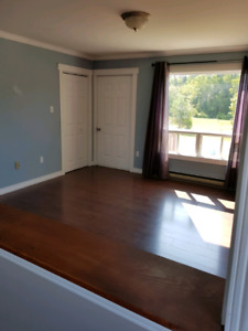 3 Bedroom Apartment - top half of house available September 1st