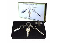 True Utility HIS Keyring Essentials - Triple Tool Pack: Brand New