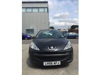 Peugeot 207 Low milage - 79,863, Full service history