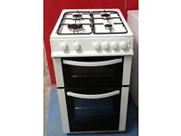 50cm freestanding Logik gas cooker
