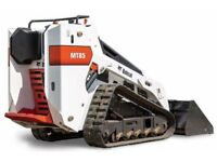 MINI TRACK LOADER FREE DELVERY IN CALGARY AND AIRDRIE