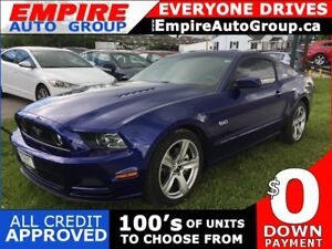 2014 FORD MUSTANG GT PREMIUM * ROUSH EXHAUST * 485 HP CUSTOM TUN