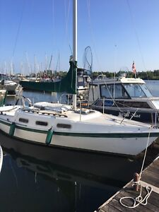 Sailboat Tanzer 22