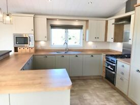 Luxury Willerby Portland Lodge with 2 bedrooms on Skegness Fields, Coastfields 2018 GROUND RENT INC.