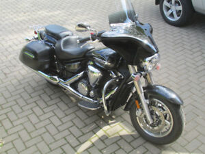 YAMAHA V STAR TOURER 1300