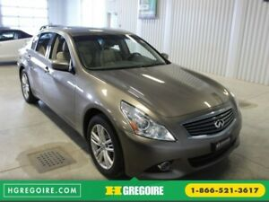 2011 Infiniti G37 Luxury AWD A/C (TOIT-BLUETOOTH)