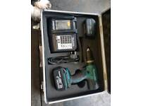Cordless drill dewalt