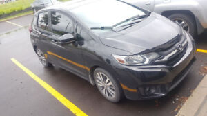 2015 Honda Fit with 18,500 KM