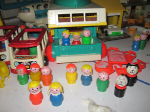 fisher price little people originals