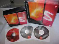Genuine Adobe CS5 Design Premium for Mac - Full Retail Version