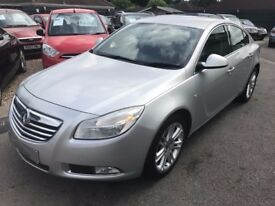 2009/59 VAUXHALL INSIGNIA 1.8I VVT 16V EXCLUSIV,SILVER,ONLY 57000 MILES,CAMBELT CHANGED,STUNNING
