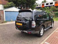 2007 Mitsubishi Shogun 3.2 DI-DC Elegance 5dr (LWB) Automatic 3.2L @07445775115@
