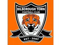 Bilborough Town U15's - Players Wanted across all positions