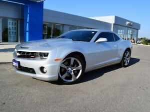 2011 Chevrolet Camaro 2SS  - Leather Seats -  Bluetooth - $286.0