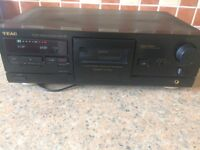 Teac stero cassette player