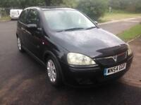 2005 VAUXHALL CORSA 1.2 6MONTHS MOT 100K 1PREV OWNER GREAT DRIVE ONLY £675