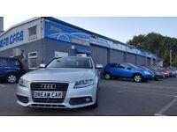 Audi A4 2.0 TDIE SE 136PS (silver) 2010