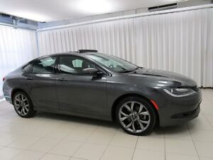2016 Chrysler 200 BEAUTIFUL!!!! 200S LEATHER , SUNROOF, NAVIGATI