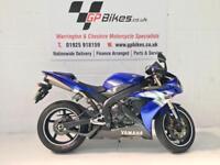 YAMAHA YZF R1 180BHP (blue) 2005