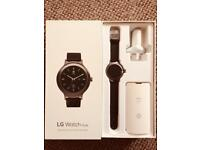 LG WATCHstyle Smart Watch Android