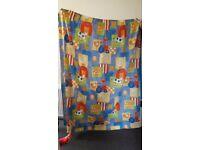 Childrens farm yard bedroom curtains