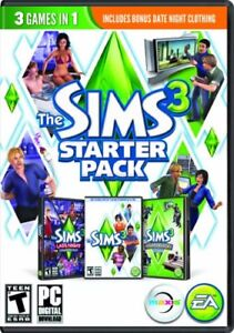 The Sims 3 game and Expansion Packs