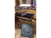 Vintage Baby Marmet pram and all accessorise fab condition