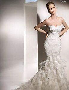 San Patrick Eresma size 2 wedding dress - absolutely stunning!