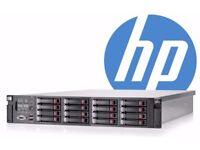 HP Proliant DL380 G7 2U 2x 6Core Xeon 12x 3.06GHz X5675 64GB RAM 16x 2.5 HDD Bays